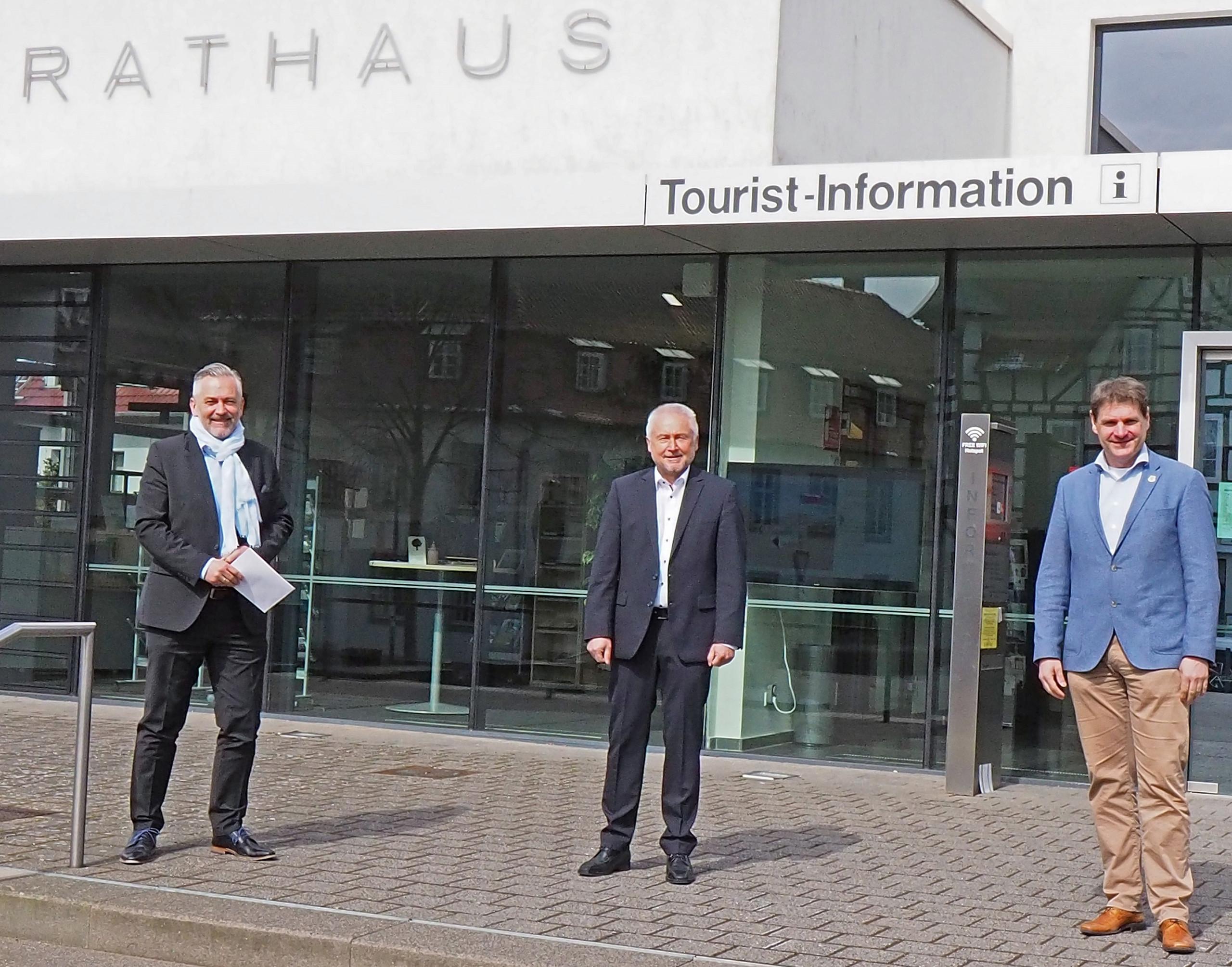 AG Milseburgradweg verabschiedet Hubert Blum